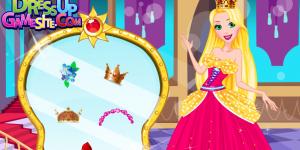 Hra - Rapunzel Prom Make up