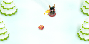 Hra - Pet Sledding