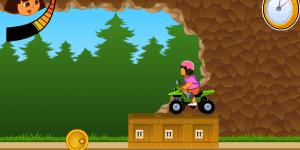 Hra - Dora ATV Challenge