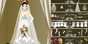 Elegant Wedding Dressup