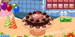 Hra - Cake Master: Chocolate & Vanilla
