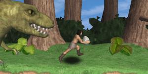 Hra - Jurassic Omelet