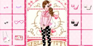 Hra - Hello Kitty Gear