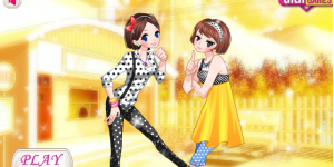 Polka Dotted Fashion