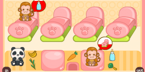 Hra - Baby Zoo Hospital