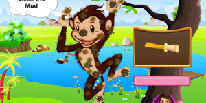 Peppy's Pet Caring Zippy Monkey