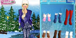 Fashion Studio Winter Outfit