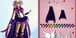 Hra - Sailor Senshi