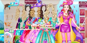 Hra - Barbie Musketeer Princess
