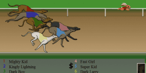 Hra - Greyhound Racing Tycoon