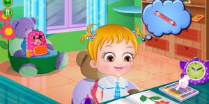 Hra - Baby Hazel Learns Vehicles