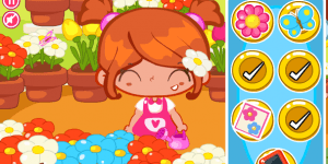 Flower Store Slacking