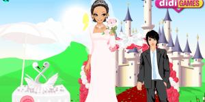 Wedding At The Palace
