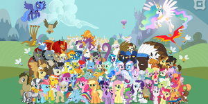 Hra - Where's Derpy? 3