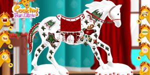 Pony Gingerbread Decoration