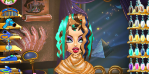 Cleo de Nile Real Haircuts