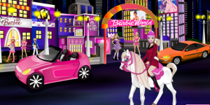 Beautiful Barbie Town