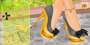 Hra - High Class Heels