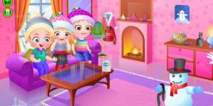 Hra - Baby Hazel Winter Fun