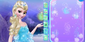 Hra - Frozen Makeup