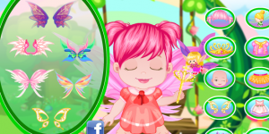 Baby Fairy Bath