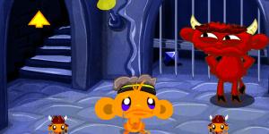 Hra - Monkey GO Happy Tales