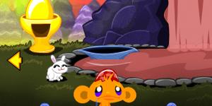 Hra - Monkey GO Happy Easter
