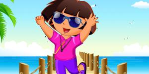 Hra - Dora Explorer Adventure
