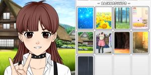 Hra - Mega Anime Avatar Creator