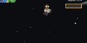 Hra - Zombie Toss