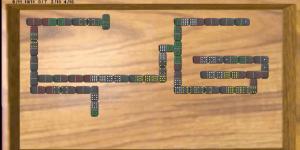 Double 12 domino