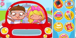 Driving Lesson Slacking