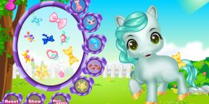 My Baby Pony Care