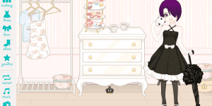 Sweet Lolita Mega Dress Up