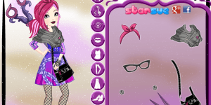 Ever After High Poppy O'Hair Dress Up