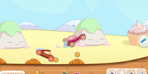 Hra - Ice Cream Racing
