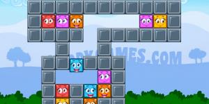 Sticky Blocks Mania