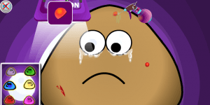 Hra - Pou at the Doctor