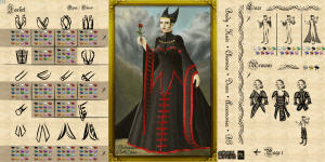 Queenly Portrait Maker