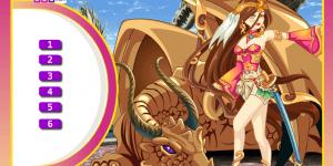 Girl and The Dragon