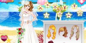 The Beach Wedding