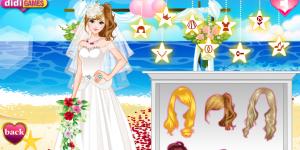Hra - The Beach Wedding