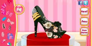 Summer High Heels Design