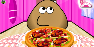 Hra - Pou Pizza Chef