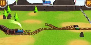 Hra - Rail Roads