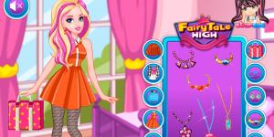 Fairy Tale High Teen Sleeping Beauty