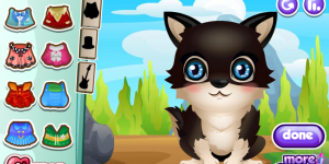 Hra - Zoo Doctor