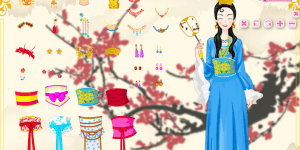 Chinese Ancient Princess