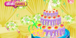 Hra - Cake For Wedding