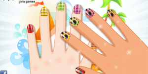 Summer Manicure Style